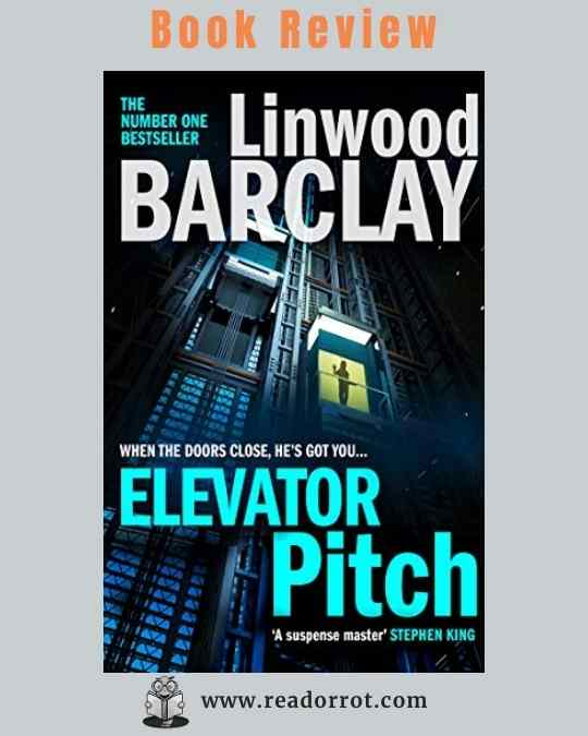 Book Cover Elevator Pitch by Linwood Barclay