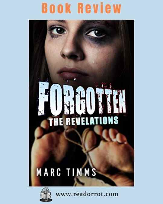 Book Cover Forgotten The Revelation by Marc Timms