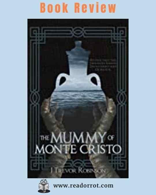 Book Cover The Mummy of Monte Cristo by Trevor Robinson