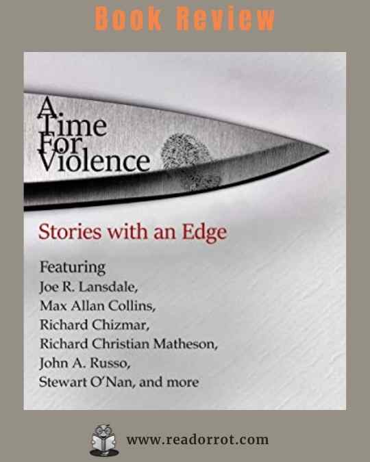 Book Cover A Time for Violence
