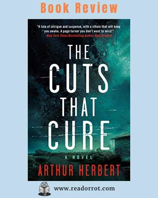 Book cover The Cuts that Cure by Albert Herbert