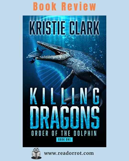 Cover Killing Dragons by Kristie Clark
