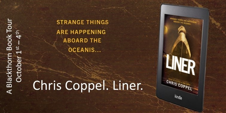 Book Tour 1 - 4 Oct 2021 Liner by Chris Coppel.