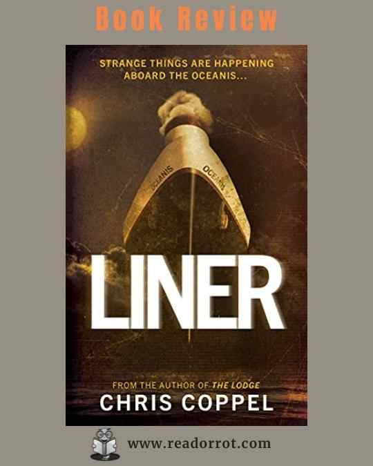 Book Cover Liner by Chris Coppel