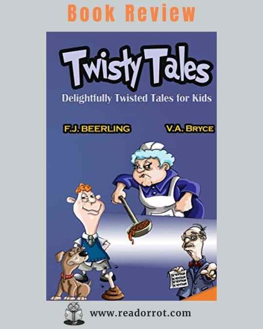 Book Cover of Twisty Tales
